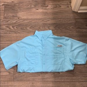 Columbia Men's Fishing Shirt